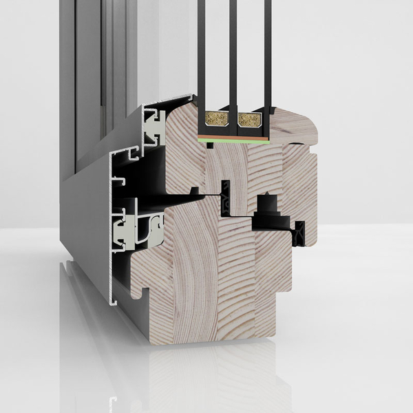 Остекленные автоматические двери